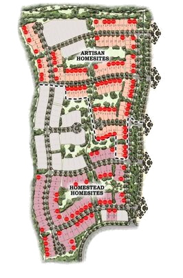 Rivanna Village - The Community Site Plan